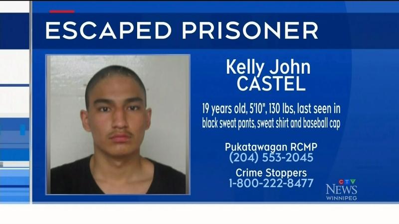 Prisoner escapes from custody