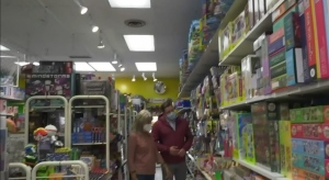 Toy shortage expected this holiday season