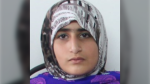 Aalia Aziz, 19, has been missing since Thursday, and her family fears for her safety. Those who see her are asked to contact their local police station. SOURCE: SPVM