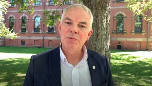 Prince Edward Island's Opposition leader says a rise in COVID-19 cases has revealed the inappropriateness of a public scolding dished out by the premier over criticisms of the government's back-to-school pandemic policies. (Photo: Official Opposition PEI/YouTube)