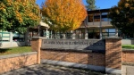 Sir James Douglas Elementary School in Victoria is seen in this photo from the school's website.