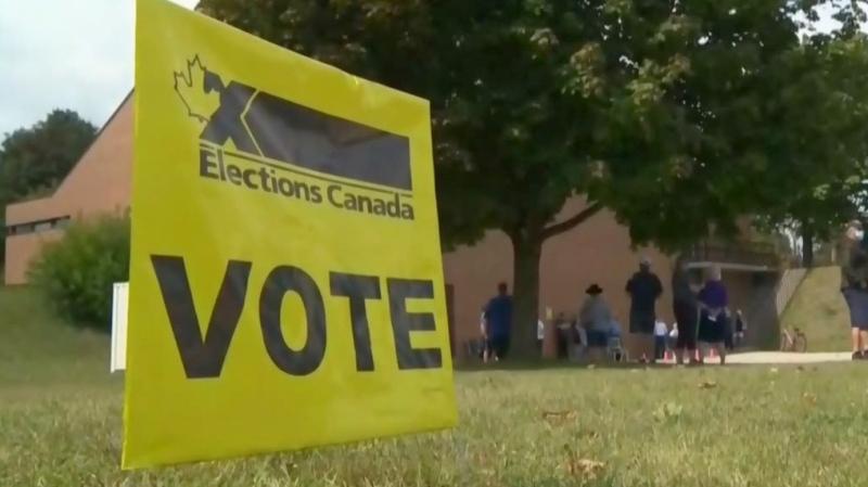 Leaders visit Waterloo Region ahead of election