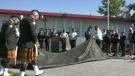 Lockerby Legion unveils new Cenotaph in Sudbury