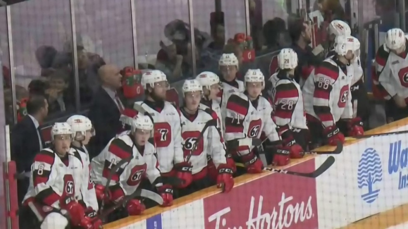 OHL games return to the region