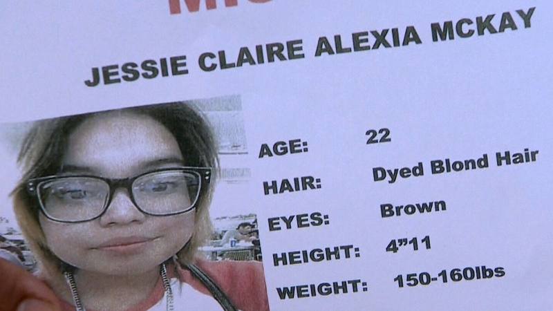 Search escalates for missing woman