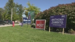 With just days until voters cast their ballots, candidates in Dufferin-Caledon make their final push for votes.