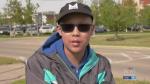 Calgary teen seeks a stem cell match