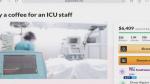 Community sends coffees to Edmonton ICU staff
