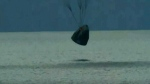 SpaceX's first all-civilian crew splashes down