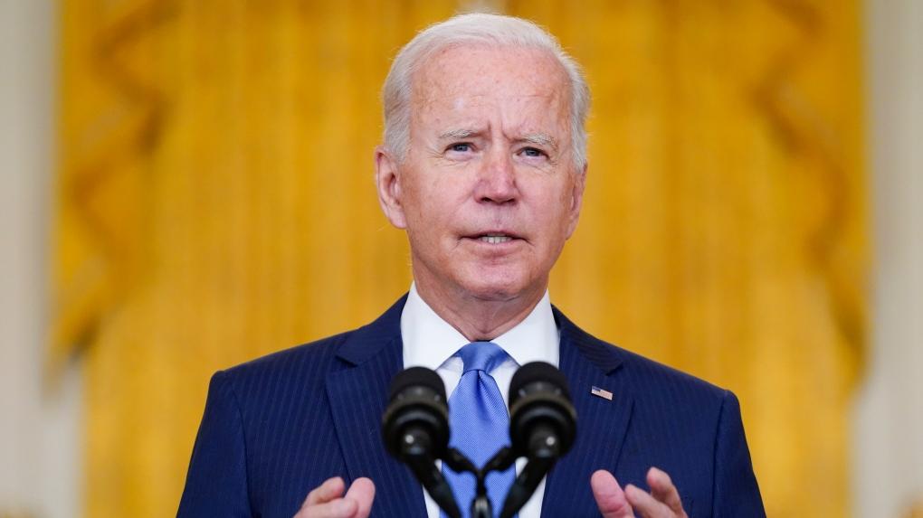 U.S. President Joe Biden in Washington