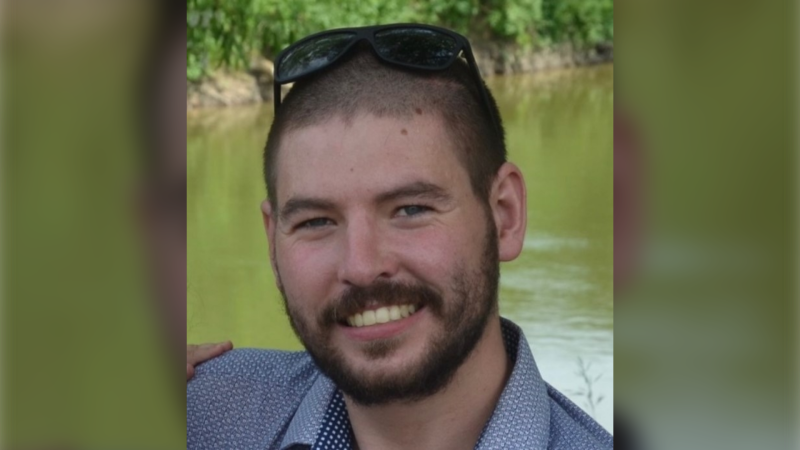 South Bruce OPP are looking for 26-year-old Liam Maggs who was reported missing on Saturday, Sept. 19. (Courtesy Ontario Provincial Police)