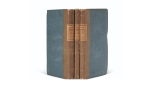 """A first edition copy of the classic novel """"Frankenstein"""" sold for US$1.17 million at a recent auction in New York. Christie's, which hosted the auction, estimated the book would go for US$200,000 to US$300,000.(Christie's)"""