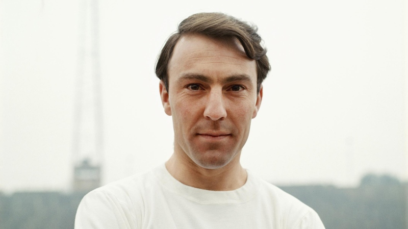 Tottenham Hotspur and England legend Jimmy Greaves has died aged 81. (Getty Images/Hulton Archive/CNN)