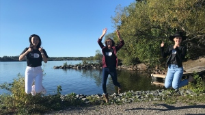 The five-year initiative 'Future North' is funded by the federal government and the Tamarack Institute as part of the Community Building Youths Futures Initiative which is working with roughly 13 communities. Sept.19/21 (Ian Campbell/CTV News Northern Ontario)