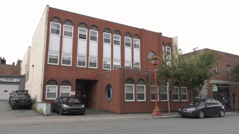 Victoria Chinatown Care Centre is shown on Sunday, Sept. 19, 2021. (CTV)