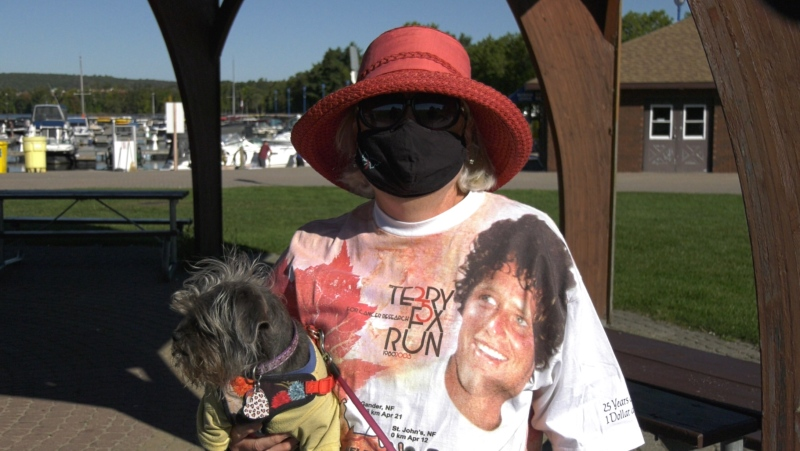For the last 37 years, the Terry Fox Run has taken place in North Bay.