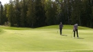 Junior golfers from all over Canada are in Timmins this weekend, competing in the four-day, 'NextGen' Fall Series East Championship. The Northern Golf Association is hosting it at Hollinger Golf Club. Sept.19/21 (Lydia Chubak/CTV News Northern Ontario)