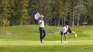 Junior golfers in Timmins for Nextgen Championship