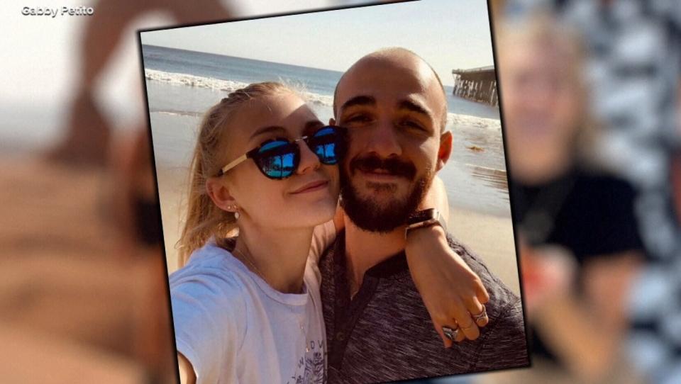 Search for Petito's boyfriend after body found