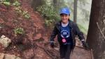 11-year-old climbs Grouse Grind