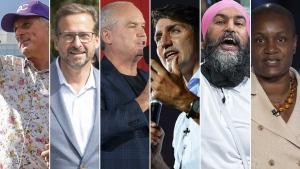 Election 2021 composite