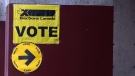 Elections Canada sign. (Shutterstock)
