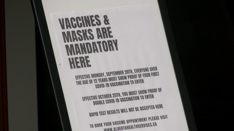 vaccine proof mandatory