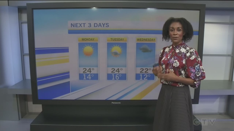 CTV Morning Live Weather Sep 20