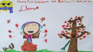 Claira Lussier, Age 9, Grade 4, Trillium Elementary School (Orleans)