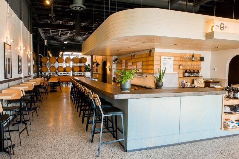 The Establishment Brewing Company in southeast Calgary. (Facebook/The Establishment)