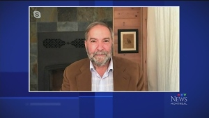 It's voting day across Canada and Tom Mulcair talks how the campaign went and what we should keep an eye out for once the polls close.