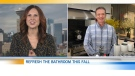 Glen Peloso is an interior design expert who boasts more than 20 years of experience. He joined CTV Morning Live to share some tips to elevate the bathroom without breaking the bank.