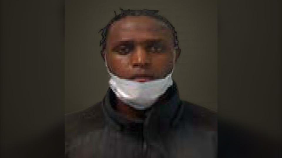 Ali Ngarukye accused of murder