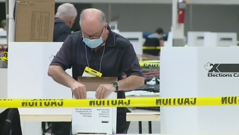 Regina residents hit the polls
