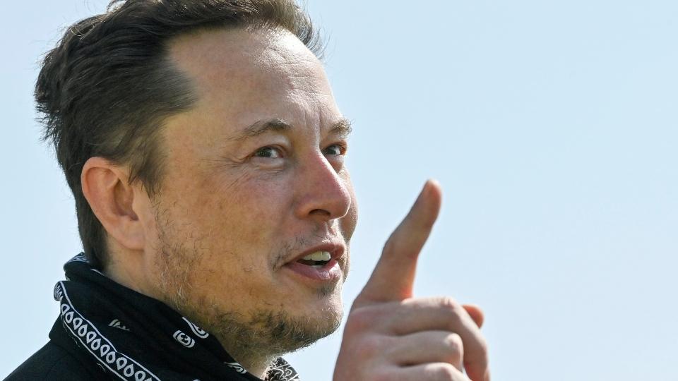 Elon Musk Germany
