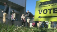Federal Election Day Monday