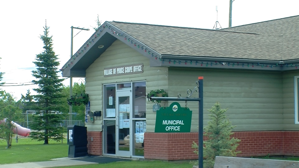 Village of Pouce Coupe Office