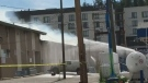 Man charged in connection with fatal motel fire
