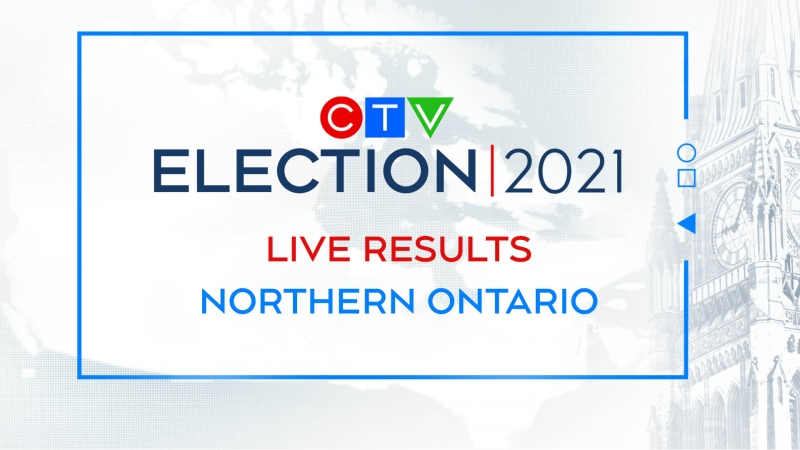 LIVE ELECTION RESULTS NORTHERN ONTARIO