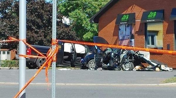 Saint-Jean-sur-Richelieu fatal collision