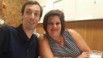 Kristyn Raine and her fiancé Jason Comber, (Courtesy of Kristyn Raine)