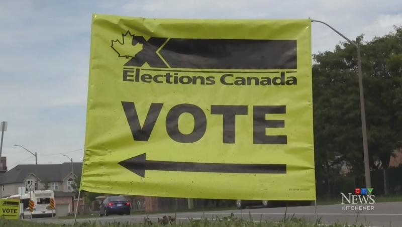 Election Day in Waterloo Region
