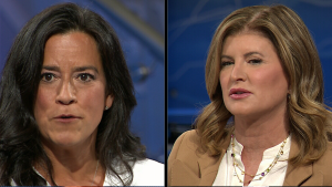 Former interim Conservative leader Rona Ambrose and former federal minister Jody Wilson-Raybould