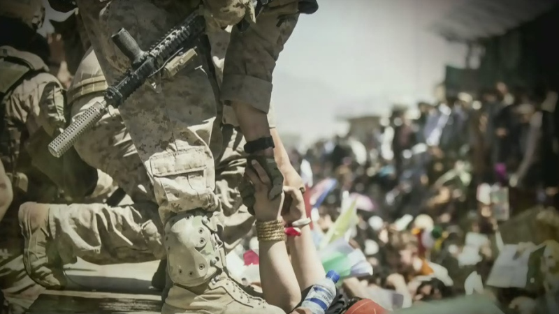 Crisis in Afghanistan becomes campaign issue
