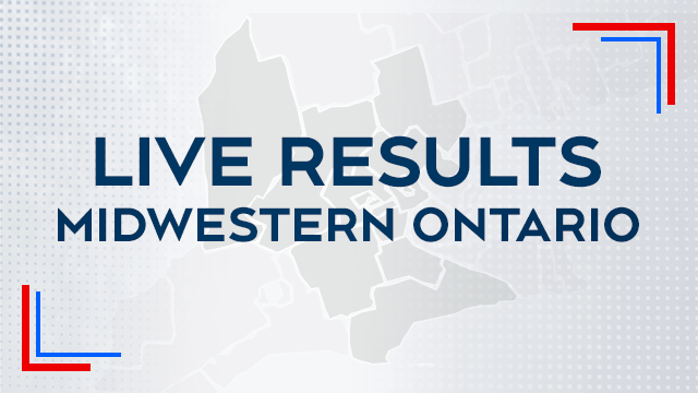 Live Midwestern Ontario election results