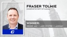 Fraser Tolmie, the former mayor of Moose Jaw, has won the seat for Moose Jaw – Lake Centre – Lanigan in the 2021 federal election.