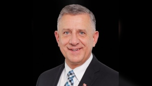 Ted Falk will once again represent the riding of Provencher.