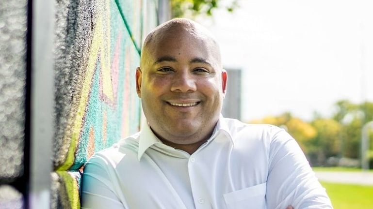 Michael Coteau is seen in this undated photograph taken from his facebook page.