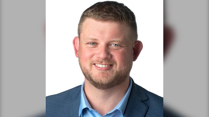 Daniel Blaikie will represent Elmwood-Transcona for a third term.