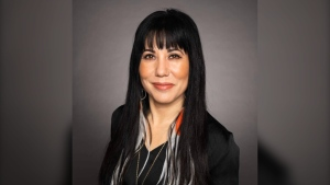 Leah Gazan has been re-elected to represent the Winnipeg Centre riding
